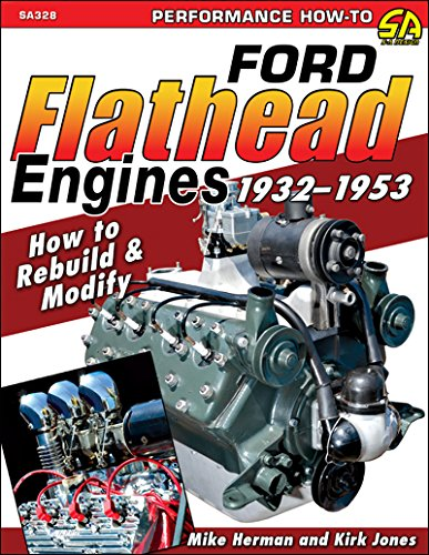 9781884089091: tex smith's: the complete ford flathead v8 engine manual:  hi-tech