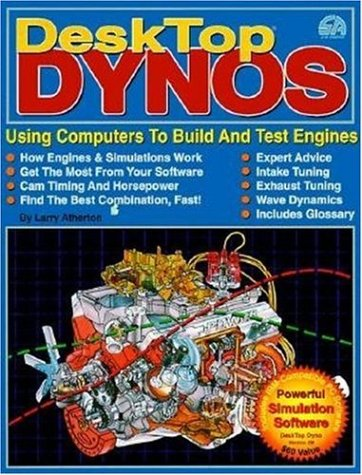 9781884089237: DeskTop Dynos: Using Computers to Build and Test Engines (Includes PC software) (High Performance)