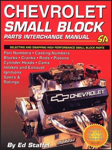Chevrolet Small Block Parts Interchange Manual (S-A: Staffel, Ed