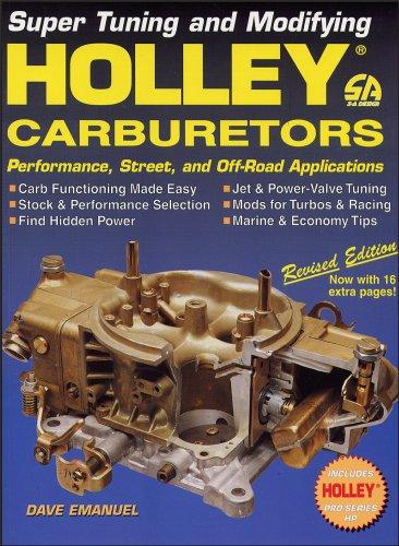 Holley Carburetors: Emanuel, Dave