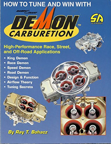 9781884089565: Demon Carburetion