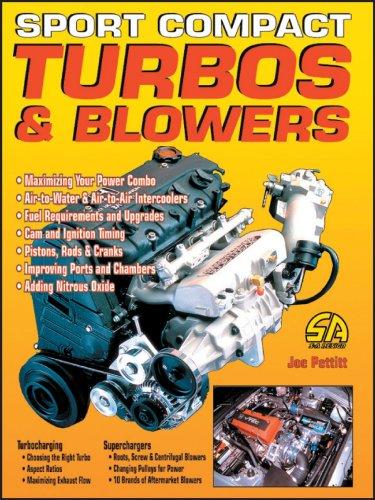 Sport Compact Turbos & Blowers: Pettitt, Joe