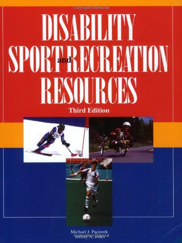 9781884125751: Disability Sport and Recreation Resources