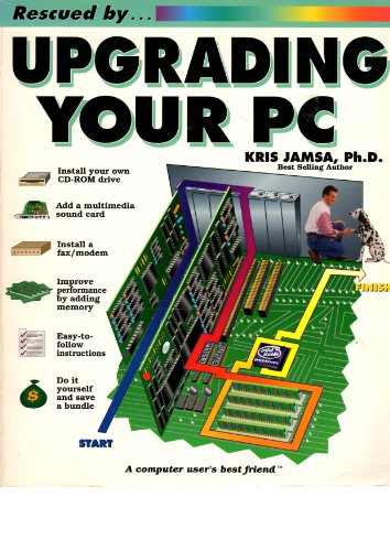 9781884133046: Rescued By...Upgrading Your PC