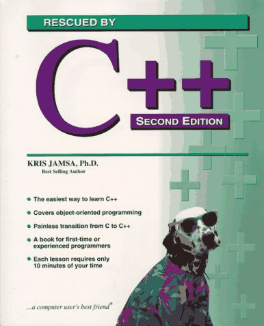 Rescued by C++: Kris A. Jamsa