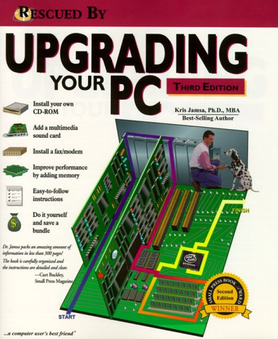 9781884133640: Rescued By Upgrading Your PC 3E