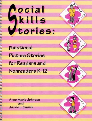 Social Skills Stories: Johnson, Anne