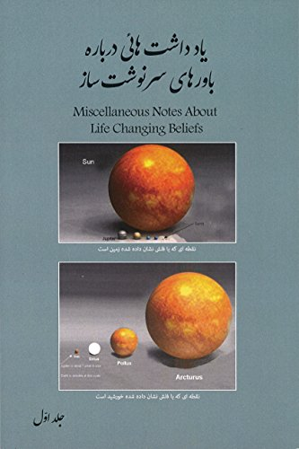 9781884155833: Miscellaneous Notes About Life Changing Beliefs Volume One