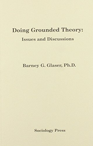 9781884156113: Doing Grounded Theory: Issues & Discussion
