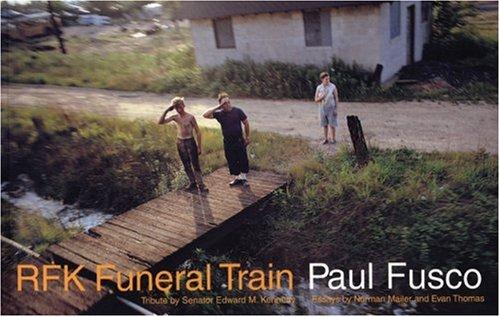 RFK Funeral Train: Paul Fusco