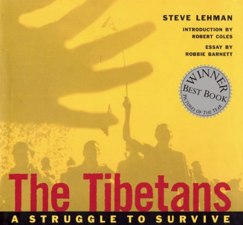 9781884167201: The Tibetans: A Struggle to Survive