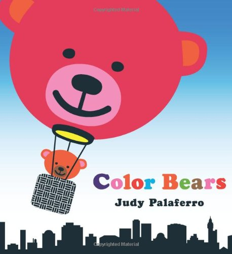Color Bears: Judy Palaferro