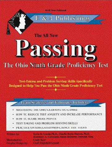 9781884183065: Passing the Ohio Ninth Grade Proficiency Test, Self-Study Student Workbook
