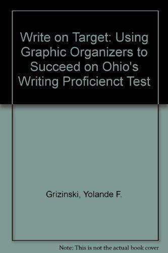 Write on Target, Ohio Specific Edition, Grades: Yolande F. Grizinski;