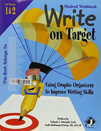 Write on Target Grade 1 & 2 Student Workbook: Grizinski, Yolande