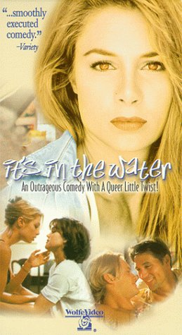 9781884190360: It's in the Water [VHS]