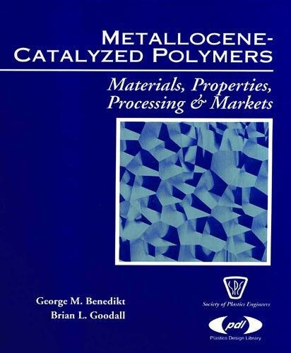 9781884207594: Metallocene Catalyzed Polymers: Materials, Processing and Markets (Plastics Design Library)