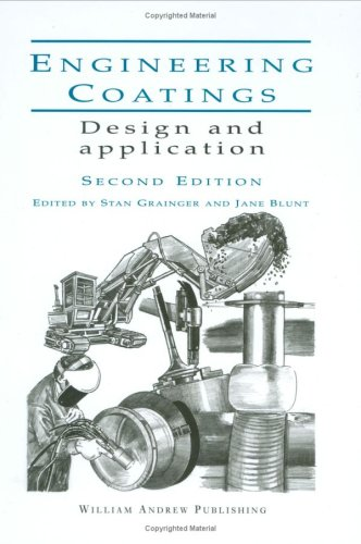 9781884207686: Engineering Coatings Design and Applications