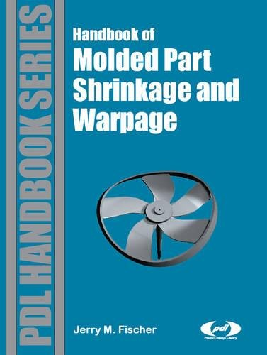 9781884207723: Handbook of Molded Part Shrinkage and Warpage
