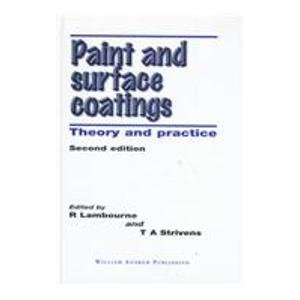 9781884207730: Paint and Surface Coatings: Theory and Practice (PDL Handbook)