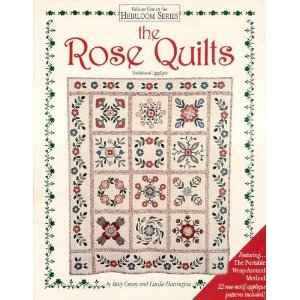 Rose Quilts: The Portable Wrap Around Method