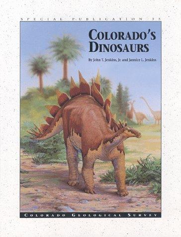9781884216473: Colorado's Dinosaurs