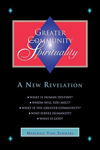 9781884238550: Greater Community Spirituality