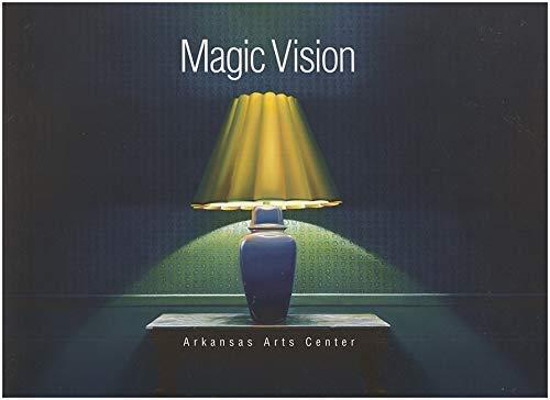 9781884240263: Magic vision: November 16, 2001-January 13, 2002