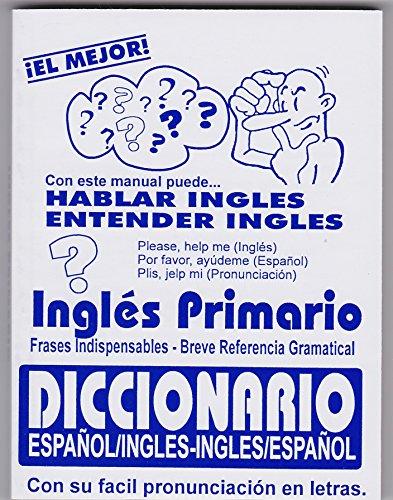 Ingles Primario: Primary English (Spanish Edition): Yara Marrase