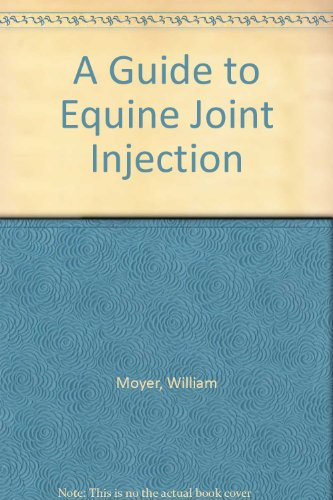 9781884254123: A Guide to Equine Joint Injection