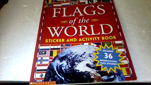 9781884270154: Flags of the World (Sticker and Activity Book)
