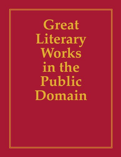 9781884286087: Great Literary Works in the Public Domain