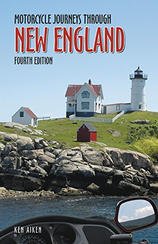 9781884313271: Motorcycle Journeys Through New England: 4th Edition