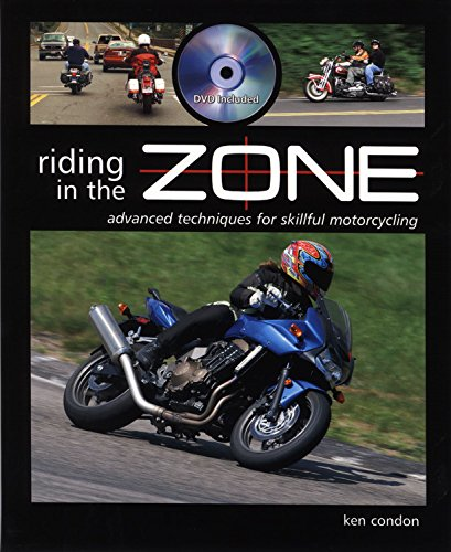 Riding in the Zone: Condon, Ken