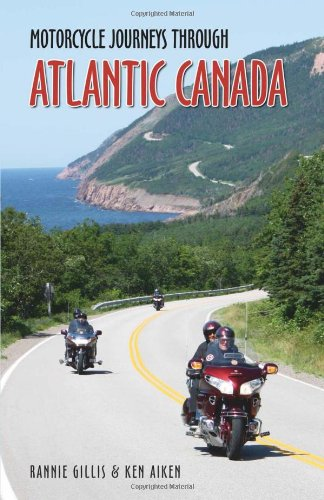 9781884313844: Motorcycle Journeys Through Atlantic Canada