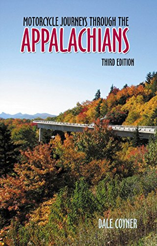 9781884313912: Motorcycle Journeys Through the Appalachians: 3rd Edition