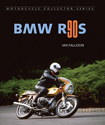 BMW R90S (Motorcycle Collector): Falloon, Ian