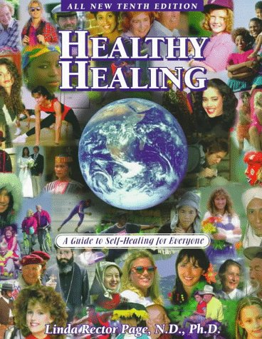 9781884334856: Healthy Healing: A Guide to Self-Healing for Everyone