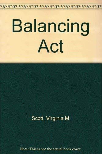 9781884362224: Balancing Act