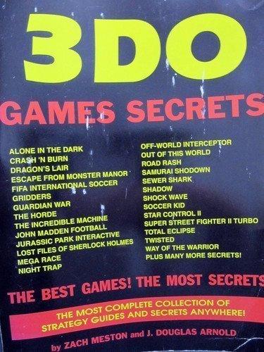 9781884364174: 3Do Games Secrets (Gaming Mastery)