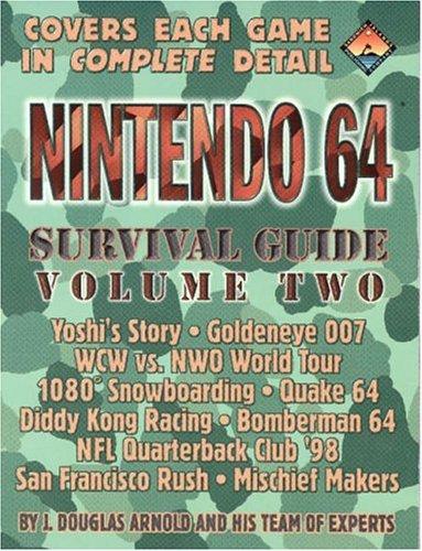 Nintendo 64 Survival Guide, Vol. 2: Arnold, J. Douglas, Elies, Mark