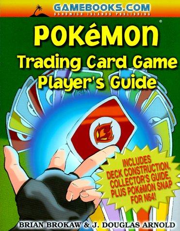 9781884364501: Pokemon Trading Card Game Player's Guide (Pokemon S.)