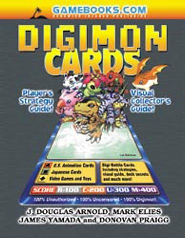 9781884364525: Digimon Cards! Collector's and Player's Guide