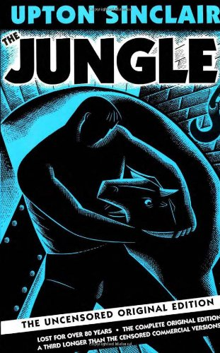 9781884365300: The Jungle: The Uncensored Original Edition