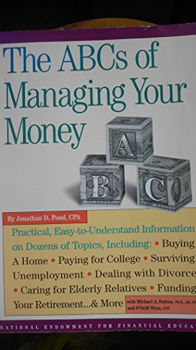 9781884383007: The ABCs of Managing Your Money