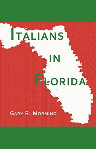 9781884419973: Italians in Florida (Via Folios)