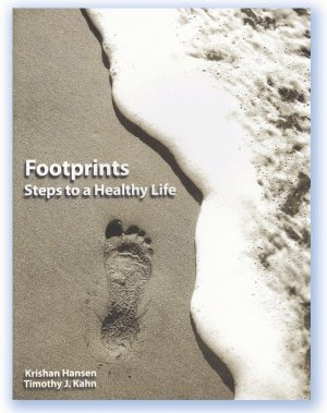 9781884444937: Footprints: Steps to a Healthy Life