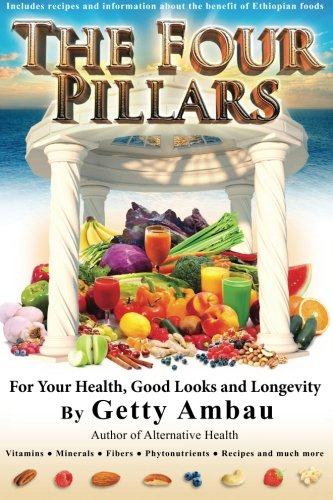 The Four Pillars For Your Health, Good Looks and Longevity: Mr Getty Ambau