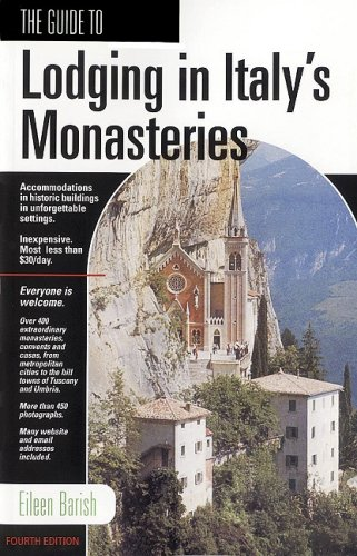 9781884465291: The Guide to Lodging in Italy's Monasteries