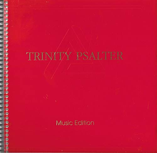 9781884527111: TRINITY PSALTER , Psalms 1-150 , Music Edition